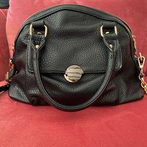 Black Deux Lux handbag crossbody vegan purse!
